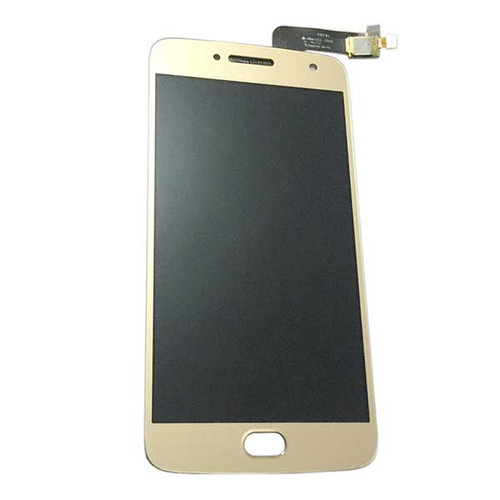 Complete Screen Assembly for Motorola Moto G5 -Gold