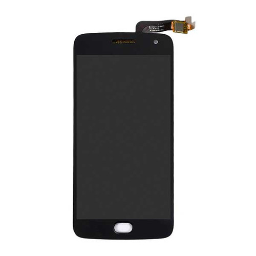 Complete Screen Assembly for Motorola Moto G5 Plus -Black