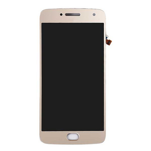 Complete Screen Assembly for Motorola Moto G5 Plus -Gold