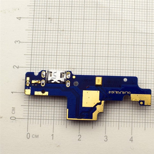 Dock Charging PCB Board for Xiaomi Redmi Note 4X