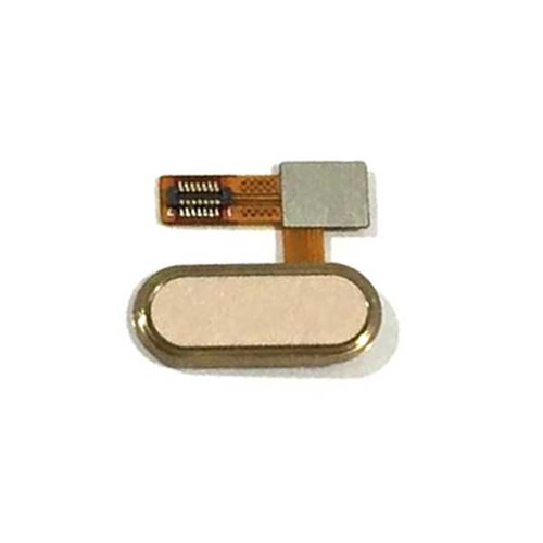 Fingerprint Sensor Flex Cable for Xiaomi Redmi Pro -Gold