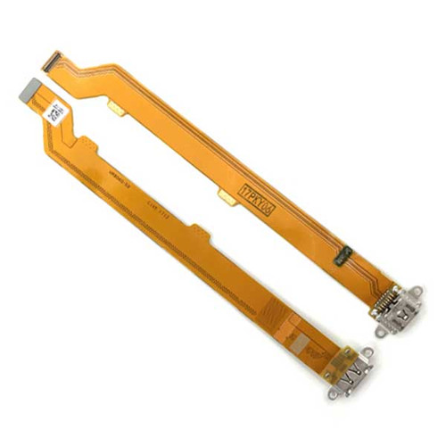 Dock Charging Flex Cable for Oppo R11 from www.parts4repair.com