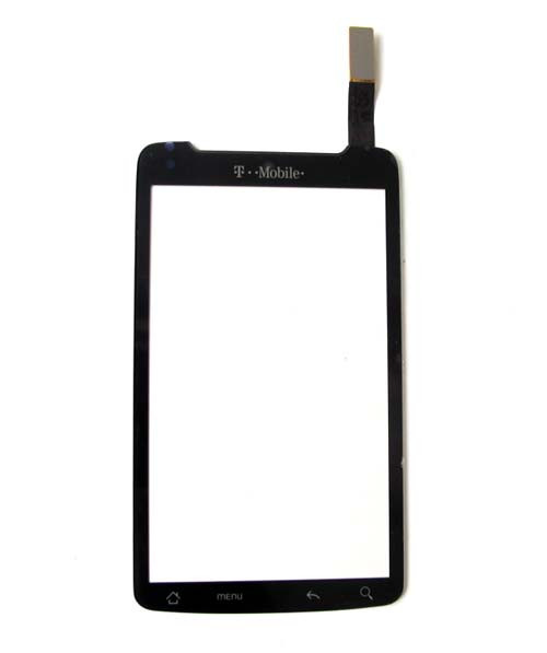 HTC Desire Z Touch Screen with Digitizer from www.parts4repair.com