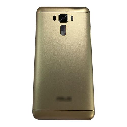 Back Housing Cover with Side Keys for Asus Zenfone 3 Laser ZC551KL -Gold