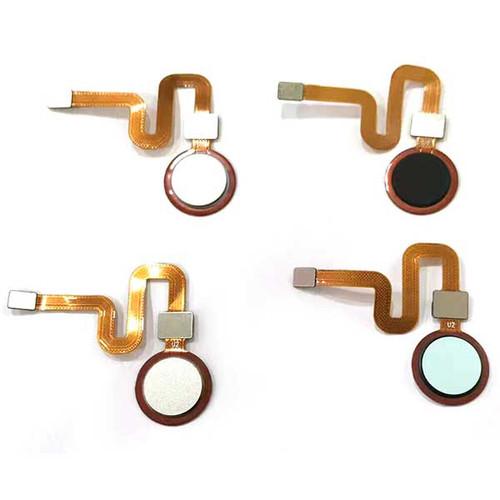 Fingerprint Sensor Flex Cable for HTC Desire 10 Pro -Black