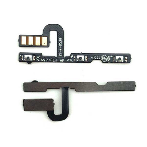 Side Key Flex Cable for Meizu M6 Note from www.parts4repair.com