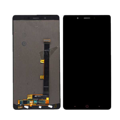 Complete Screen Assembly for ZTE Nubia Z11 Max NX523J from www.parts4repair.com