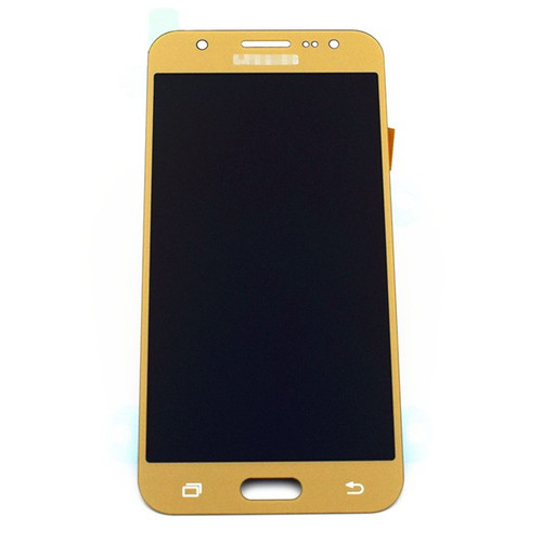 Complete Screen Assembly for Samsung Galaxy J5 All Versions (Refurbished) -Gold