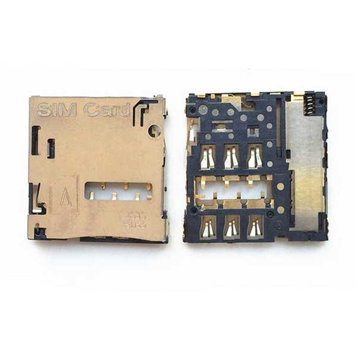 SIM Card Reader for HTC One Max from www.parts4repair.com