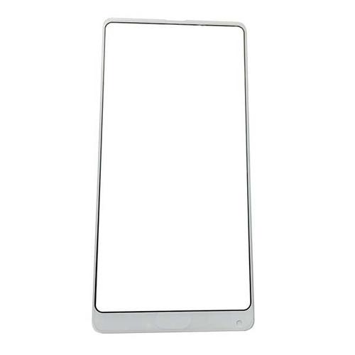 Front Glass for Xiaomi Mi Mix 2 -White