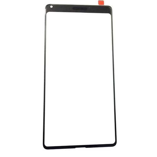 Front Glass for Xiaomi Mi Mix 2 -Black