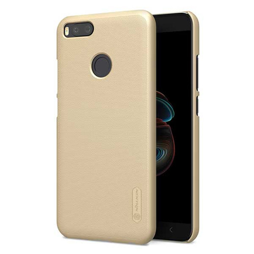 Frosted Shield Hard Back Case for Xiaomi Mi A1