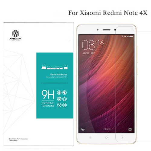 Premium Tempered Glass Screen Protector for Xiaomi Redmi Note 4 Global Version