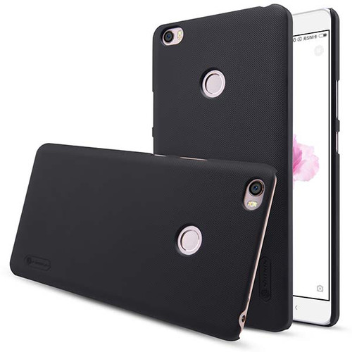 Frosted Shield Hard Back Case for Xiaomi Mi Max