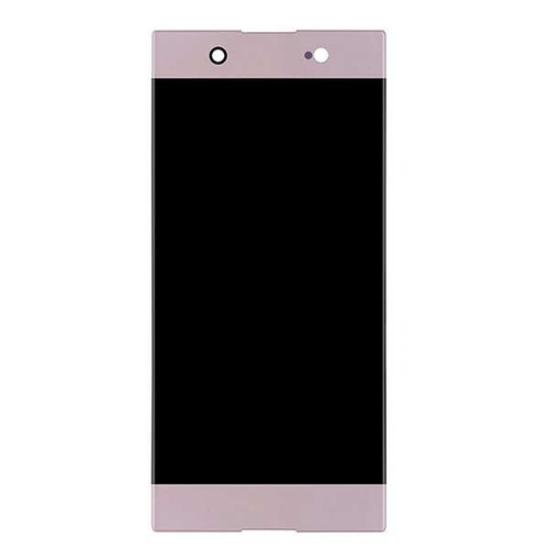 Complete Screen Assembly for Sony Xperia XA1 Ultra -Pink