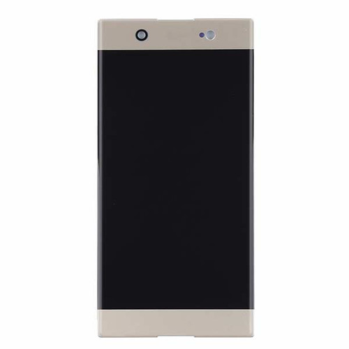 Complete Screen Assembly for Sony Xperia XA1 Ultra -Gold