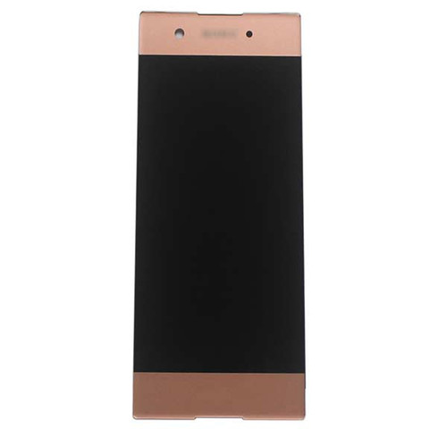 Complete Screen Assembly for Sony Xperia XZ Premium -Pink