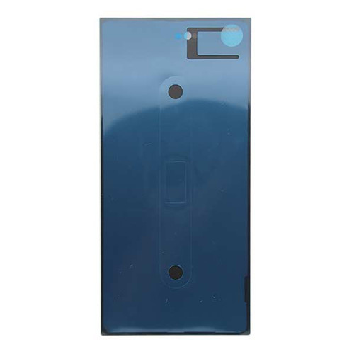 Back Glass Cover with adhesive for Sony G8141