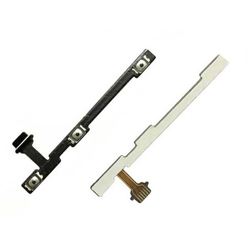 Side Key Flex Cable for Motorola Moto M from www.parts4repair.com