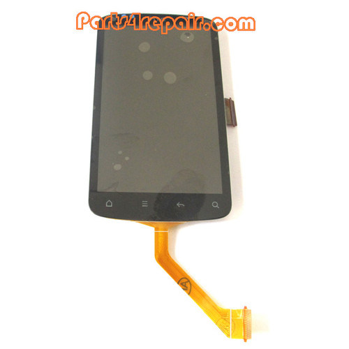 we can offer HTC Desire S LCD Display Touch Screen Assembly