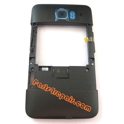HTC HD2 Middle Cover from www.parts4repair.com