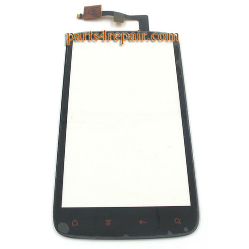 HTC Sensation XE Touch Screen with Digitizer from www.parts4repair.com