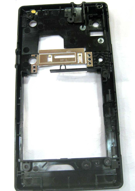 Motorola Milestone 2 ME722 Middle Cover from www.parts4repair.com