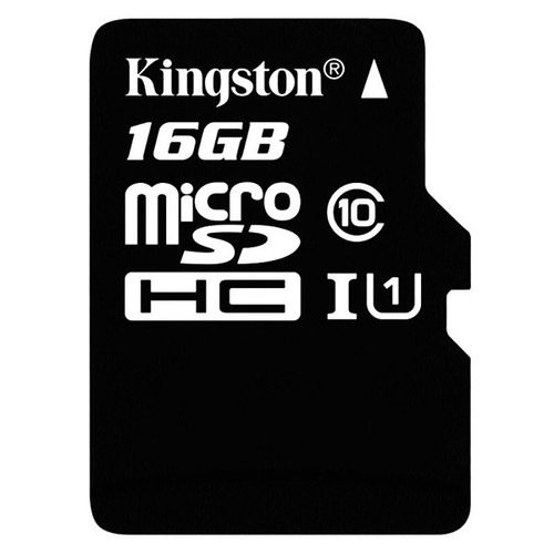 Kingston 16GB Micro SD 80MB/S Class 10 UHS-I Flash Memory Card TF