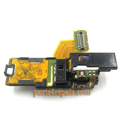 Sony Ericsson Xperia Arc S LT18I Power Flex Cable from www.parts4repair.com