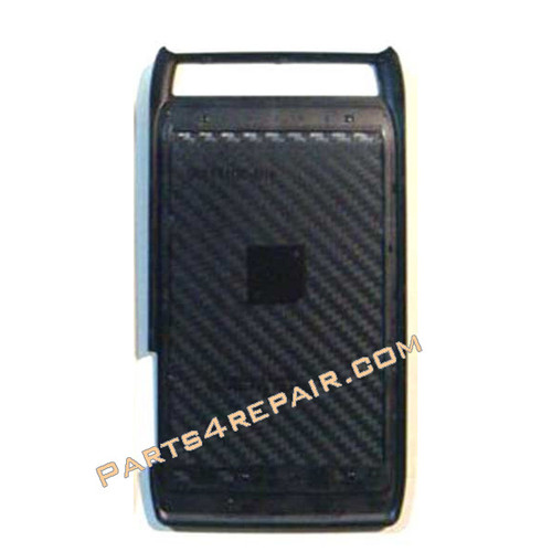 Motorola RAZR XT910 Back Cover -Black from www.parts4repair.com