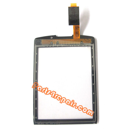 Touch Screen Digitizer for BlackBerry Torch 9810 -Black