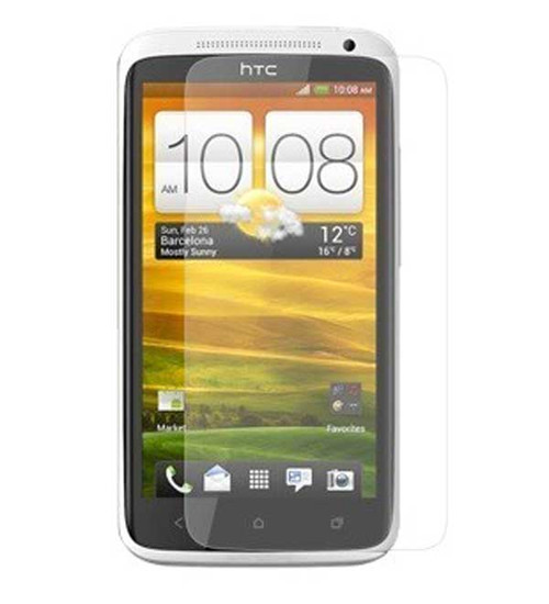 6X Clear Screen Protector Shield Film for HTC ONE X / LTE / XL