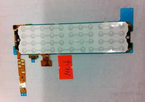 Sony Ericsson Xperia Pro Keypad Membrane Flex Cable from www.parts4repair.com