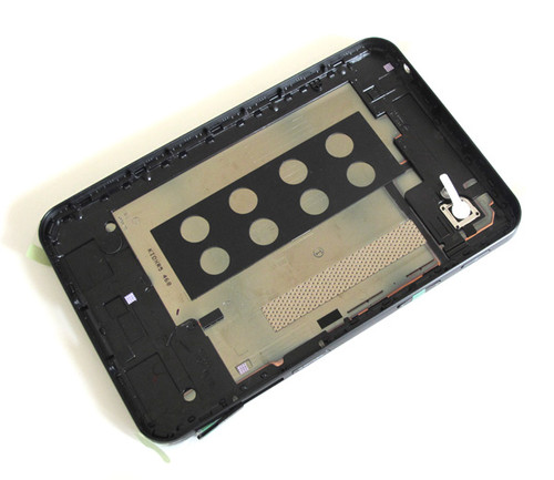 we can offer Samsung Galaxy Tab P1000 Back Cover with Panel -Black