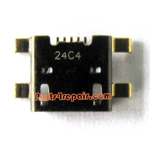 HTC One V Dock Port Charging Connector from www.parts4repair.com