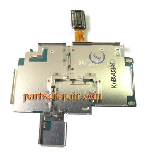 Samsung I9070 Galaxy S Advance SD Card Holder Flex Cable