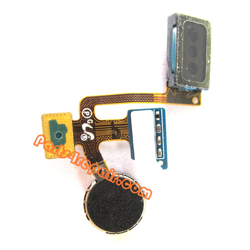 Samsung P6800 Galaxy Tab 7.7 Loud Speaker Flex Cable with Vibrator