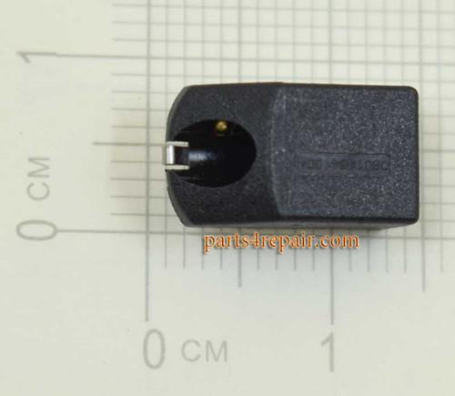 Motorola Atrix 4G MB860 (AT&T) Earphone Jack Connector from www.parts4repair.com