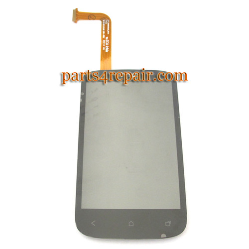 We can offer HTC Desire C Complete Screen Assembly