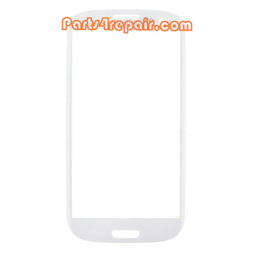 Touch Lens for Samsung I9300 Galaxy S III -White