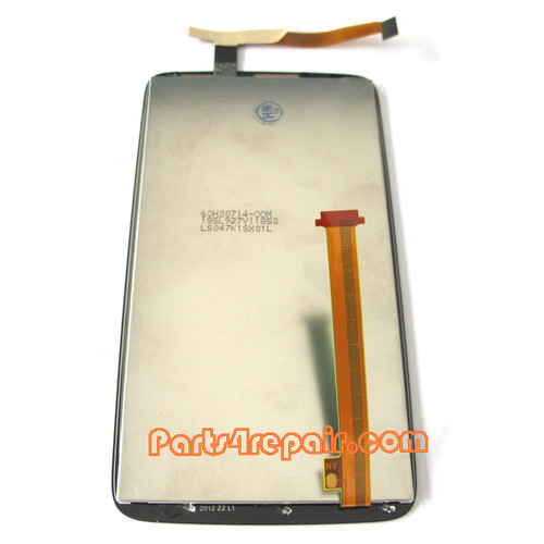 HTC One XL LCD Screen and Digitizer Assembly