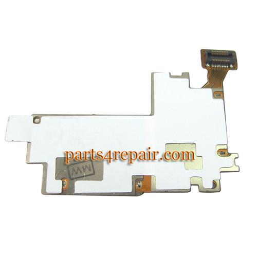 Samsung Galaxy Note II N7100 SIM Holder Flex Cable