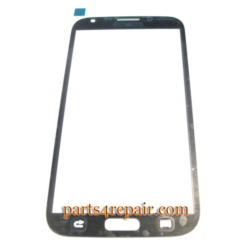 Samsung Galaxy S Note II N7100 Touch Lens -Gray
