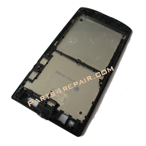 Sony Xperia ion LTE LT28 Front Cover from www.parts4repair.com