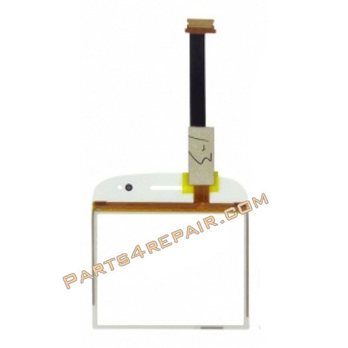 BlackBerry Bold Touch 9900 Touch Screen with Digitizer -White From www.parts4repair.com
