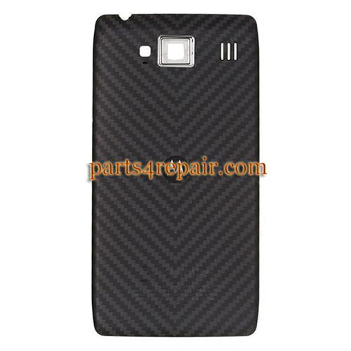 Back Cover  for Motorol RAZR HD XT925