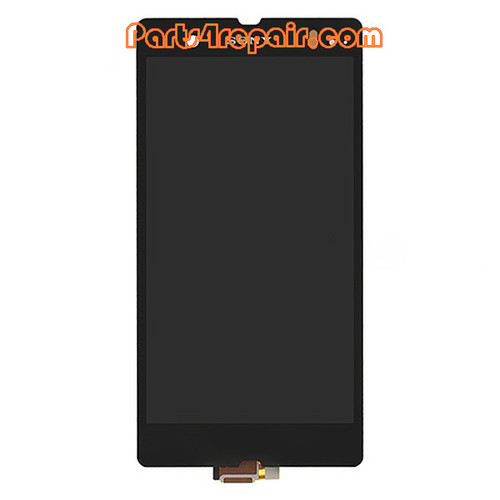 Complete Screen Assembly for Sony Xperia Z L36H (Used)