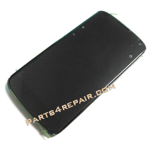 Full Screen Assembly with Battery for LG Nexus 4 E960