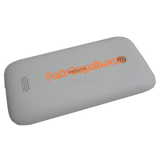 Back Cover for Nokia Lumia 510 -White
