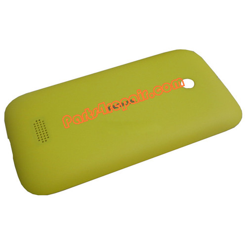 Back Cover for Nokia Lumia 510 -Yellow